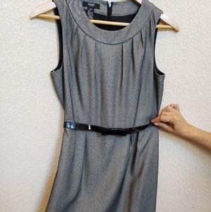 Women's Knee-length Business Dress